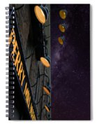 Perry Mill Night Spiral Notebook