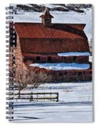 Perry Park Barn Spiral Notebook