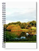 Perry Reflection Photo Spiral Notebook