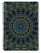 Persian Carpet Spiral Notebook