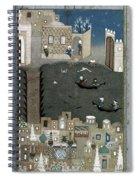 Persian Miniature, 1468 Spiral Notebook