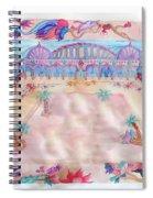 Persian Palace Spiral Notebook