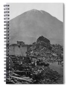 Peru: Earthquake Spiral Notebook