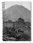 Peru: Earthquake Spiral Notebook