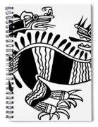 Peruvian Chimera Spiral Notebook