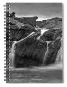 Pescadero Sb 8676 Spiral Notebook
