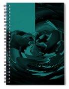 Petals Spiral Notebook