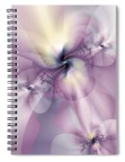 Petals Of Pulchritude Spiral Notebook