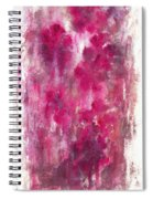 Petals In The Night Spiral Notebook
