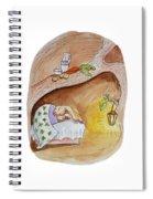 Peter Rabbit  Spiral Notebook