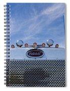 Peterbilt Semi Truck Emblem Spiral Notebook