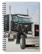 Peterbilt Spiral Notebook
