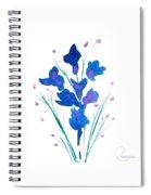 Petit Bouquet Spiral Notebook
