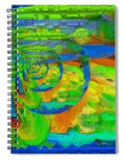 Petit Tourbillon Turn Around Spiral Notebook