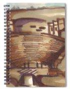 Petra 01 Spiral Notebook