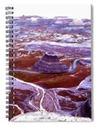 Petrified Forest Spiral Notebook