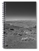 Petrified Forest National Park Spiral Notebook