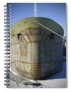 Petrochem Supplier Hull Spiral Notebook