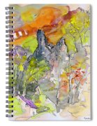 Peyrehorade 04 Spiral Notebook