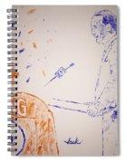 Peyton Manning Spiral Notebook