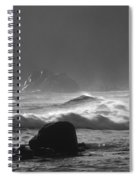 Pfeiffer Beach Sp 8245 Spiral Notebook