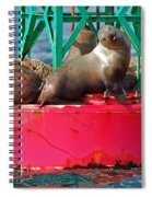 Pffft Spiral Notebook