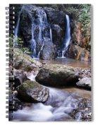 Pha Sua Waterfall Spiral Notebook