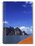 Phagna Bay Spiral Notebook