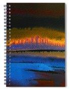 Phantasm Fire Spiral Notebook