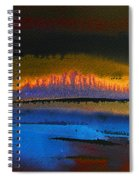 Phantasm Fire Spiral Notebook