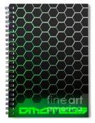 Phantom Spiral Notebook
