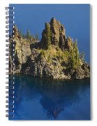 Phantom Tour Boat Spiral Notebook