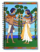 Pharaoh Spiral Notebook