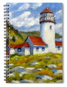 Phare 004 Spiral Notebook
