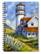 Phare 005 Spiral Notebook