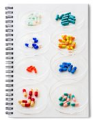 Pharmaceutical Research Spiral Notebook