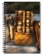 Pharmacist - Field Medicine Spiral Notebook