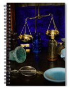 Pharmacist - Scale And Measure Spiral Notebook