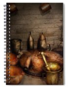 Pharmacy - Alchemist's Kitchen Spiral Notebook