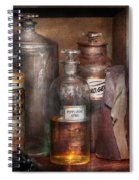 Pharmacy - That's The Spirit Spiral Notebook
