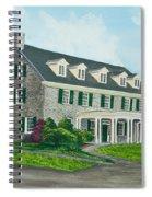 Phi Gamma Delta Spiral Notebook