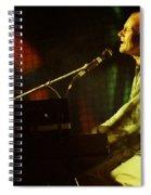 Phil Collins-0854 Spiral Notebook