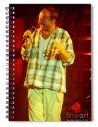 Phil Collins-0872 Spiral Notebook