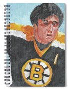 Phil Esposito Spiral Notebook