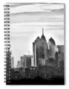 Philadelphia Spiral Notebook