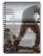 Philadelphia Phillies - Citizens Bank Park Spiral Notebook
