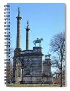 Philadelphia - The Smith Memorial Arch Spiral Notebook