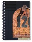 Philately Spiral Notebook