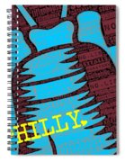 Philly Liberty Bell Spiral Notebook