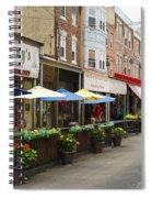 Philly's Italian Market Spiral Notebook